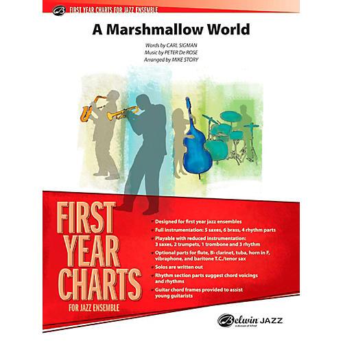 Alfred A Marshmallow World Jazz Band Grade 1-thumbnail