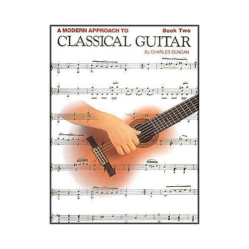Hal Leonard A Modern Approach to Classical Guitar-thumbnail