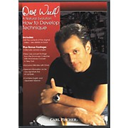 Carl Fischer A Natural Evolution: How to Develop Technique by Dave Weckl DVD