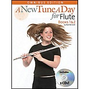Music Sales A New Tune A Day Flute Omnibus Book/2CD's
