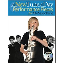 Music Sales A New Tune A Day Performance Pieces Alto Sax Book/CD