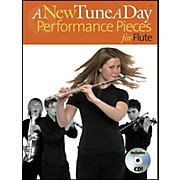 Music Sales A New Tune A Day Performances Pieces for Flute Book/CD