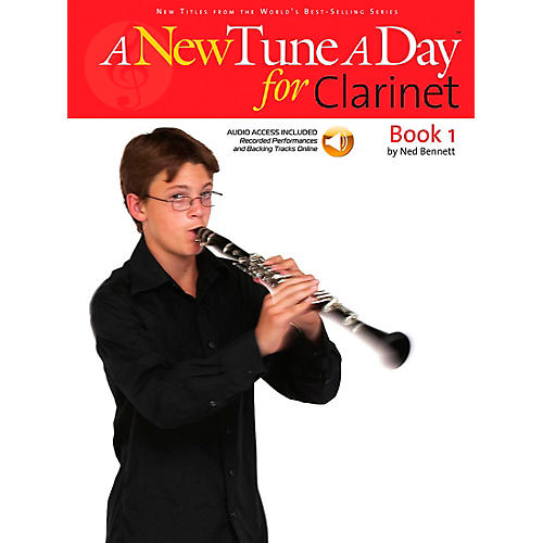 Music Sales A New Tune A Day for Clarinet Book 1 Book/CD-thumbnail