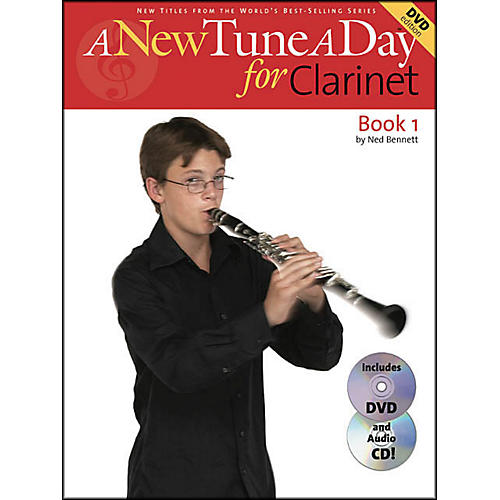 Music Sales A New Tune A Day for Clarinet Book 1 with DVD And CD