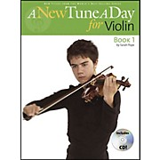 Music Sales A New Tune A Day for Violin Book/CD