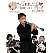 Music Sales A New Tune a Day - Pop Performances for Clarinet Music Sales America Series BK/CD