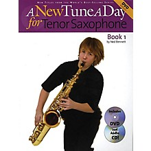 Music Sales A New Tune a Day - Tenor Saxophone, Book 1 Music Sales America Series Written by John Blackwell