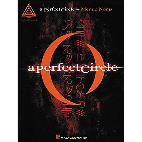 Hal Leonard A Perfect Circle Mer De Noms Guitar Tab Songbook-thumbnail
