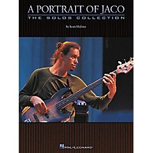 Hal Leonard A Portrait of Jaco The Solos Collection Songbook