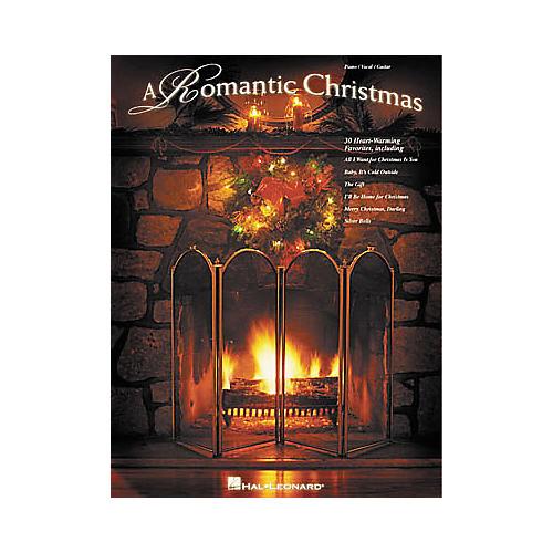 Hal Leonard A Romantic Christmas Piano/Vocal/Guitar Songbook