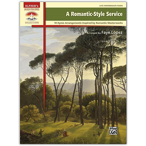 Alfred A Romantic-Style Service Book Late Intermediate-thumbnail