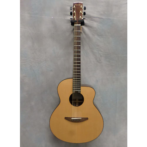 Baden A STYLE Acoustic Electric Guitar Natural