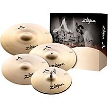Zildjian A Series 391 Cymbal Pack