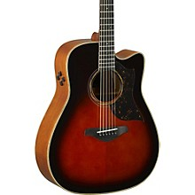 A-Series A3M Dreadnought Cutaway Acoustic-Electric Guitar Tobacco Brown Sunburst