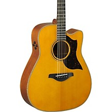 A-Series A3M Dreadnought Cutaway Acoustic-Electric Guitar Vintage Natural