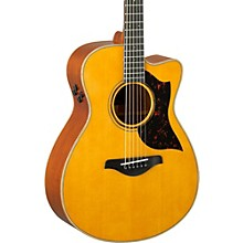Yamaha A-Series AC3M Cutaway Concert Acoustic-Electric Guitar
