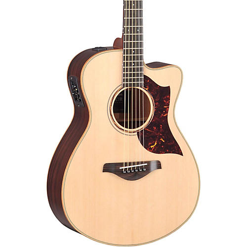 Yamaha A-Series All Solid Wood Concert Acoustic-Electric Guitar with SRT Preamp/Pickup-thumbnail