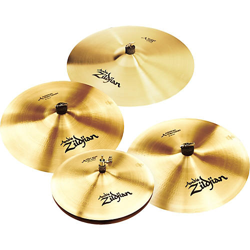 Zildjian A Series Holiday Pack with 21