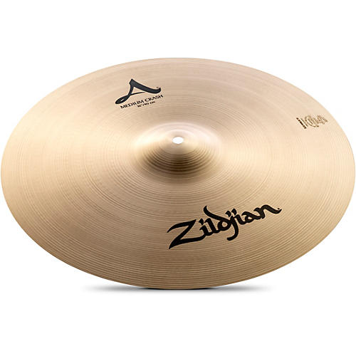 Zildjian A Series Medium Crash Cymbal  16 in.