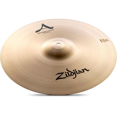 Zildjian A Series Medium Crash Cymbal-thumbnail