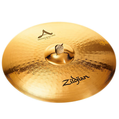 Zildjian A Series Medium Heavy Ride Cymbal Brilliant-thumbnail