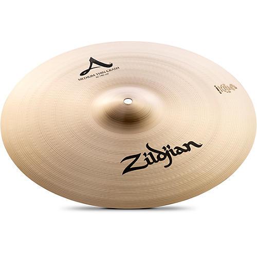 Zildjian A Series Medium-Thin Crash Cymbal  16 in.