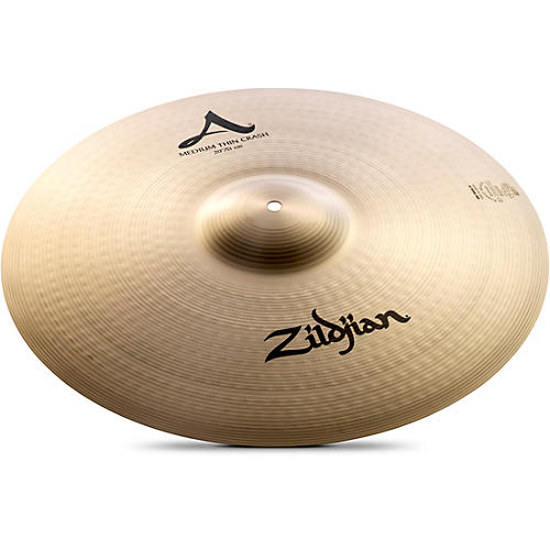 Zildjian A Series Medium-Thin Crash Cymbal-thumbnail