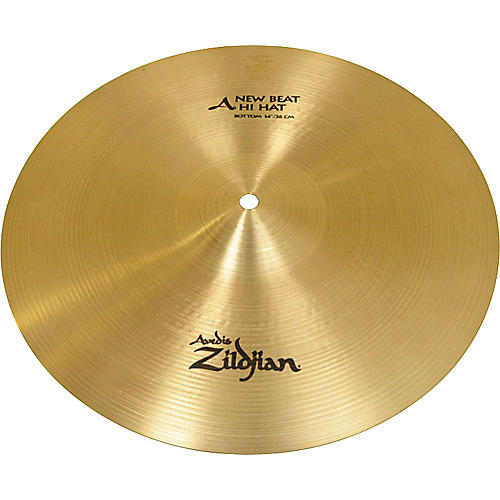 Zildjian A Series New Beat Hi-Hat Bottom  14 in.