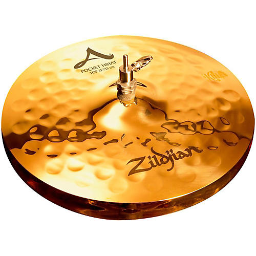 Zildjian A Series Pocket Hi-Hat Pair-thumbnail