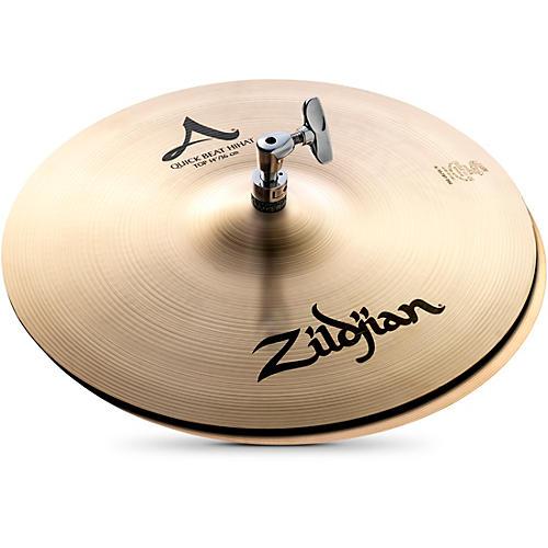 Zildjian A Series Quick Beat Hi-Hat Pair-thumbnail