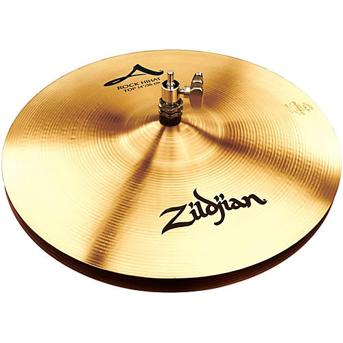 Zildjian A Series Rock Hi-Hat Pair  14 in.