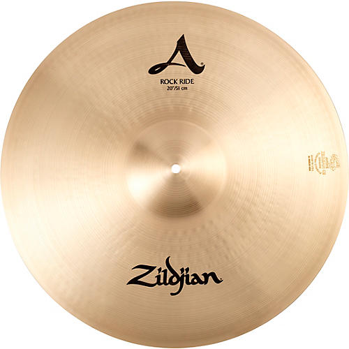 Zildjian A Series Rock Ride Cymbal  20 in.