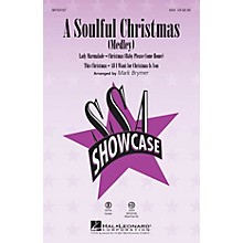 Hal Leonard A Soulful Christmas (Medley) SSA arranged by Mark Brymer