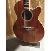 Baden A Style Rosewood Acoustic Electric Guitar