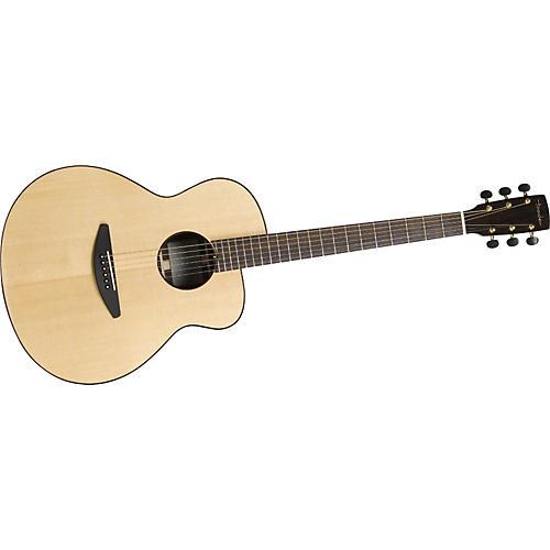Baden A-Style Rosewood Auditorium Ellipse Aura Acoustic Electric Guitar-thumbnail
