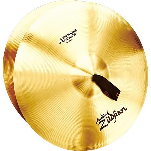 Zildjian A Symphonic Viennese Tone Crash Cymbal Pair-thumbnail