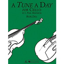 Music Sales A Tune a Day - Cello (Book 2) Music Sales America Series Written by C. Paul Herfurth