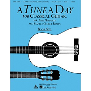 Boston Music A Tune a Day - Classical Guitar Book 1 Music Sales America S...