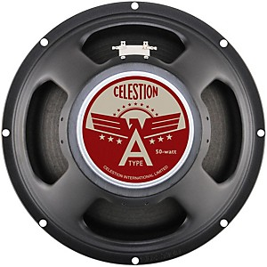 Celestion A-Type 12 inch 50 Watt 8ohm Guitar Replacement Speaker by Celestion