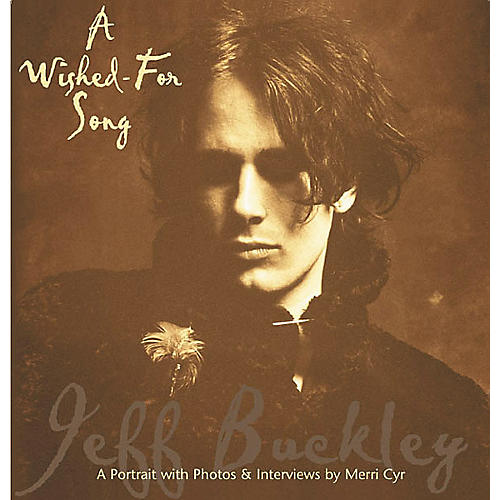 Hal Leonard A Wished-For Song: A Portrait of Jeff Buckley Book-thumbnail