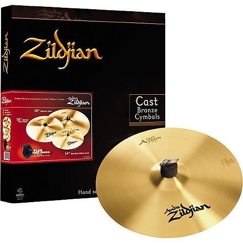 Zildjian A Zildjian Cymbal Pack with Free 14
