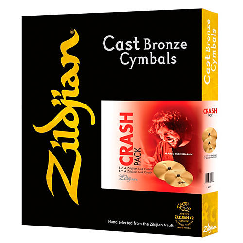 Zildjian A Zildjian Series Crash Pack