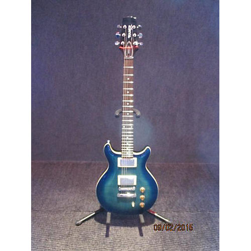 Hamer A/t Blue Solid Body Electric Guitar