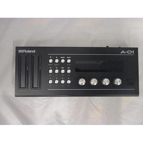 used roland a1 01 midi controller guitar center. Black Bedroom Furniture Sets. Home Design Ideas