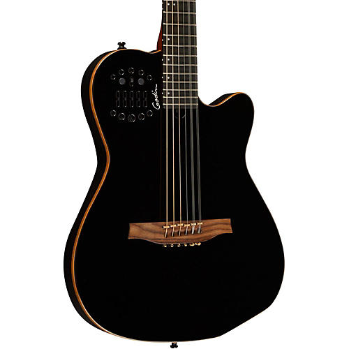 Godin A10 10-String Acoustic-Electric Guitar-thumbnail