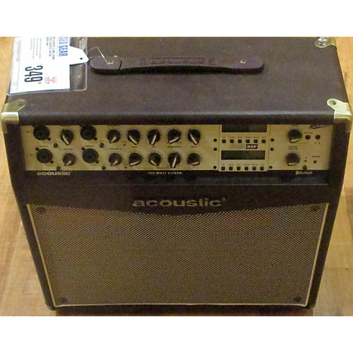 Acoustic A1000 2x50W Stereo Acoustic Guitar Combo Amp-thumbnail