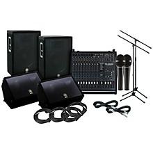 Yamaha A15 Phonic 1860 PA/Monitor Package
