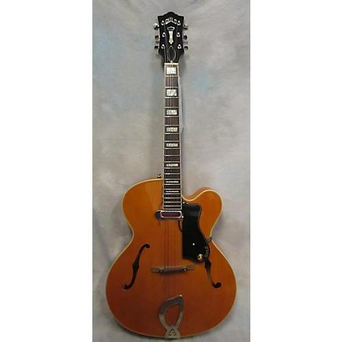 Guild A150B Hollow Body Electric Guitar-thumbnail
