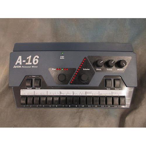 Aviom A16 PERSONAL MIXER Signal Processor-thumbnail