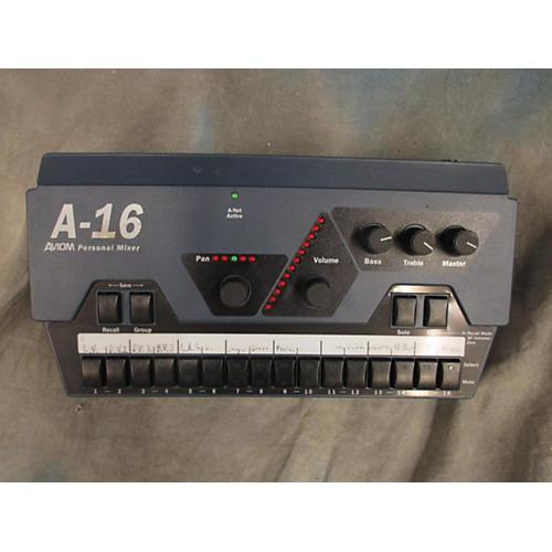 Aviom A16 PERSONAL MIXER Signal Processor